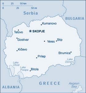 Active tourism Macedonia