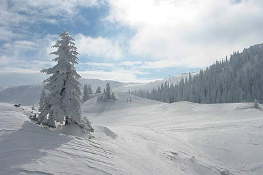 Ski resort Jahorina