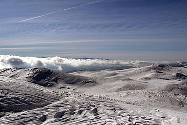 Skigebiet Jahorina