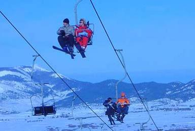 Events and entertainment Ski resort Kupres