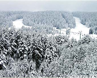 Ski resort Kupres