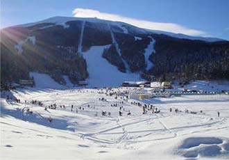 Ski resort  Bjelašnica