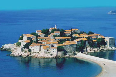 Nightlife Sveti Stefan