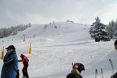 Ośrodek narciarski Kranjska gora