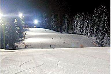 Skijalište Kobla
