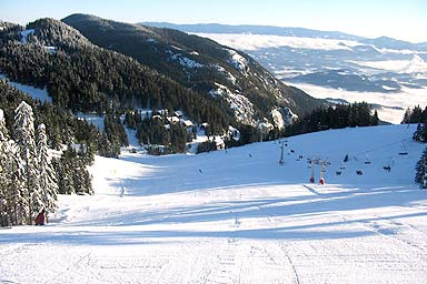 Ski resort Golte