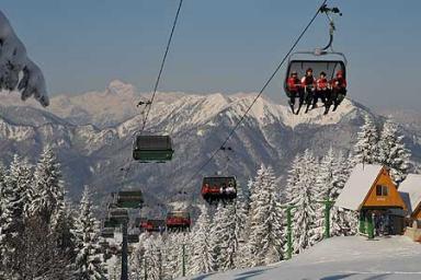 Skigebiet Cerkno