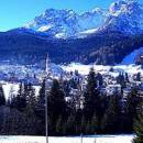 Ski resort Cortina dAmpezzo