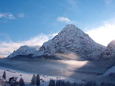 Ski en Sappada
