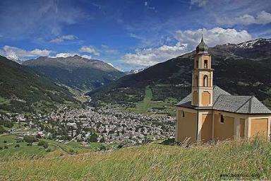 Ośrodek narciarski Bormio Valtellina