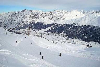 Skijalište Bormio Valtellina