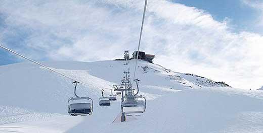 Ski resort Bormio Valtellina