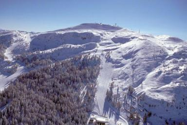 Ski resort Paganella