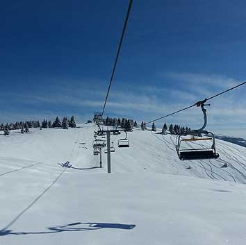Ski resort Folgaria
