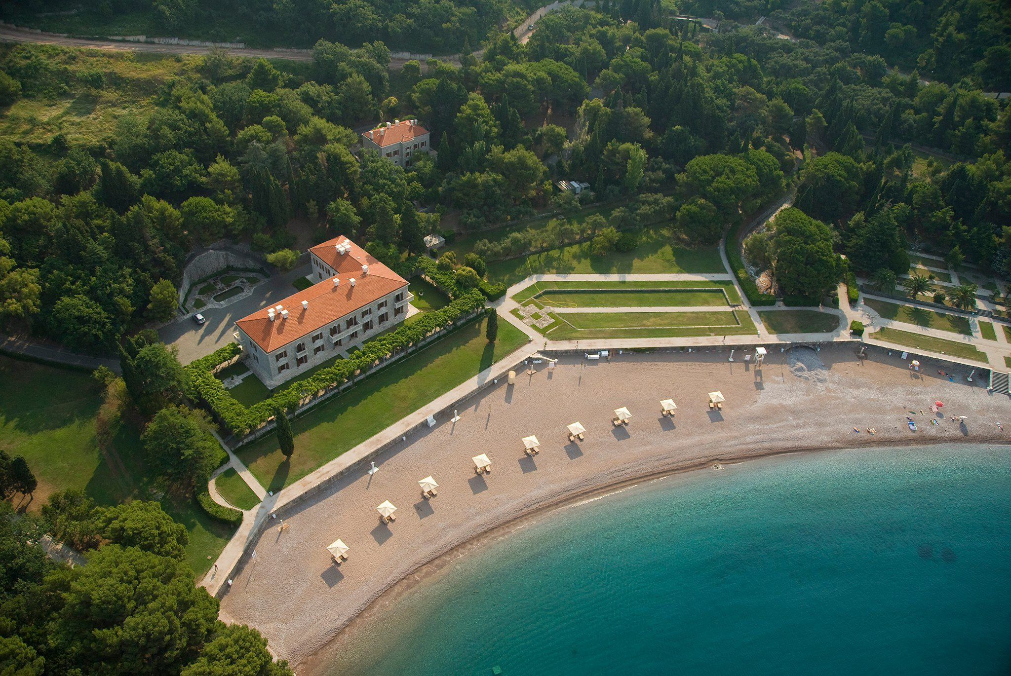 Hotel Villa Milocer