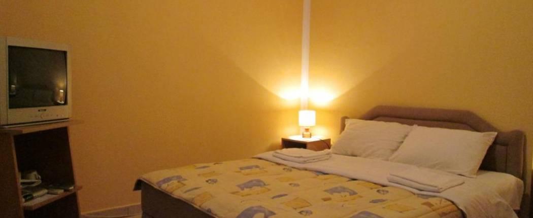 Apartmani Rose Sveti Stefan - Room br. 3, pogled more