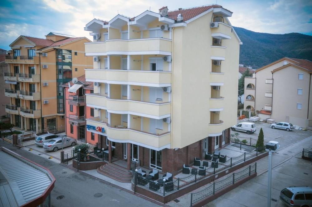 Garni Hotel MB Hotel MB | Budva Montenegro | Cipa Travel