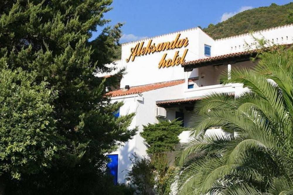 Отель Александр Hotel Aleksandar Budva | Cipa Travel