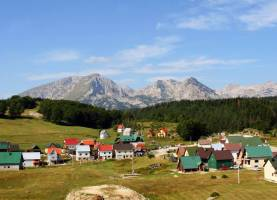 Planinska kućica Vasilica Zabljak Cipa Travel