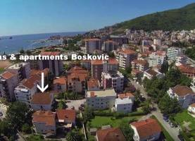 BOSKOVIC Rooms & Apartments Budva | Cipa Travel