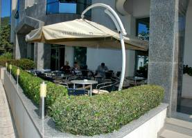 Hotel Blue Star Budva terrace