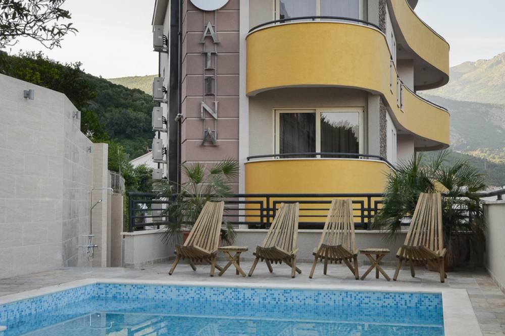 Гарни Отель Atina Hotel Atina Budva | Montenegro | Cipa Travel