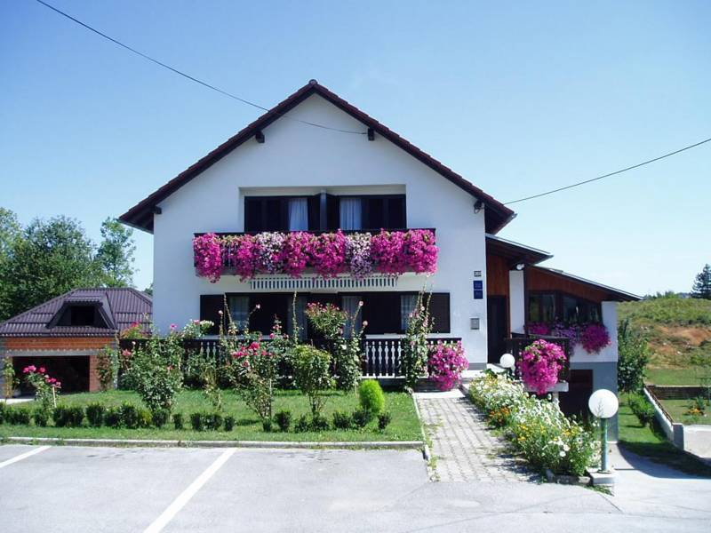 Kuća Borić, Plitvice