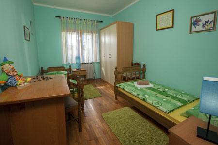 Apartma z bazenom v centralnoj Istri, Čabrunići