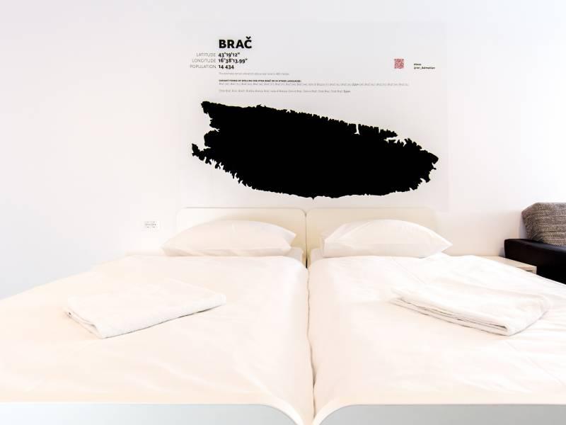 Design hostel 101 dalmatinac split split srednja for Design hotel 101 split