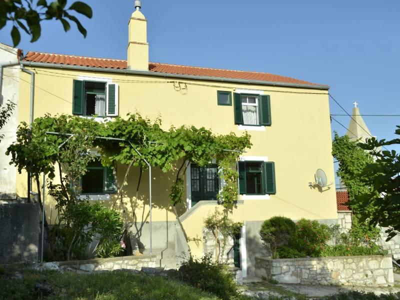 Hazak Stivan, Martinscica, Cres, Horvátország Ferienwohnung/Haus Stivan Außenansicht