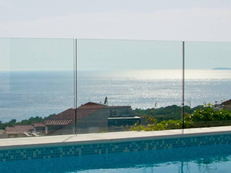Villa with pool in Primosten, Dalmatia, Croatia