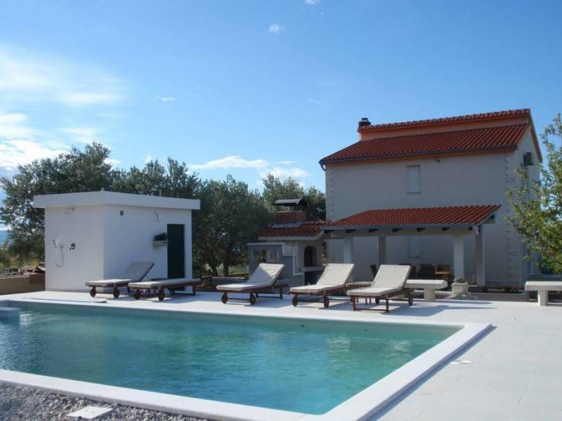 Villa with pool in Kastel Luksic, Split, Croatia
