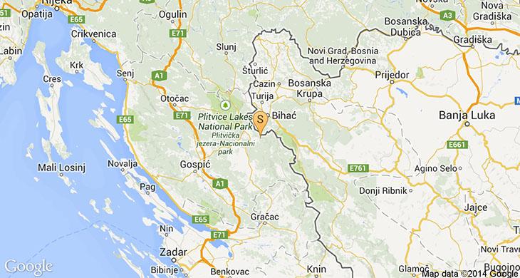 Sky riders paragliding Croatia 2