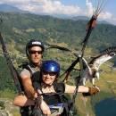 Sky riders paragliding Ambrož, Krvavec, Slovenia