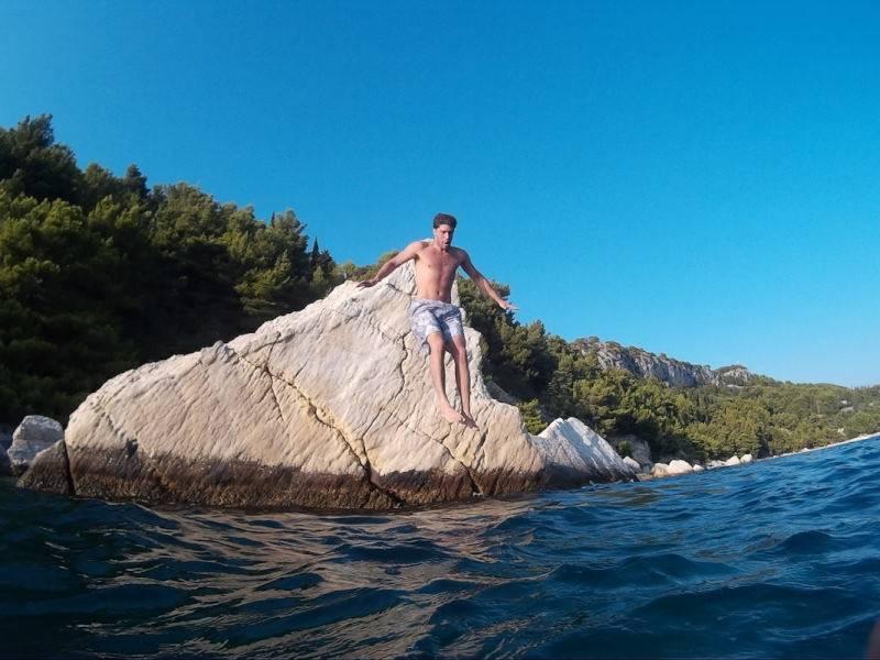 Sea kayaking & Snorkeling, Split, Dalmatia, Croatia
