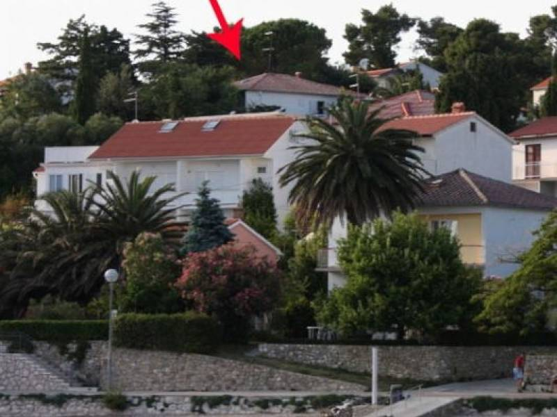 Villa Franka, Banjol, lîle Rab, Croatie