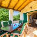 Vakantiehuis met zwembad, Zadar, Dalmatië, Kroatië