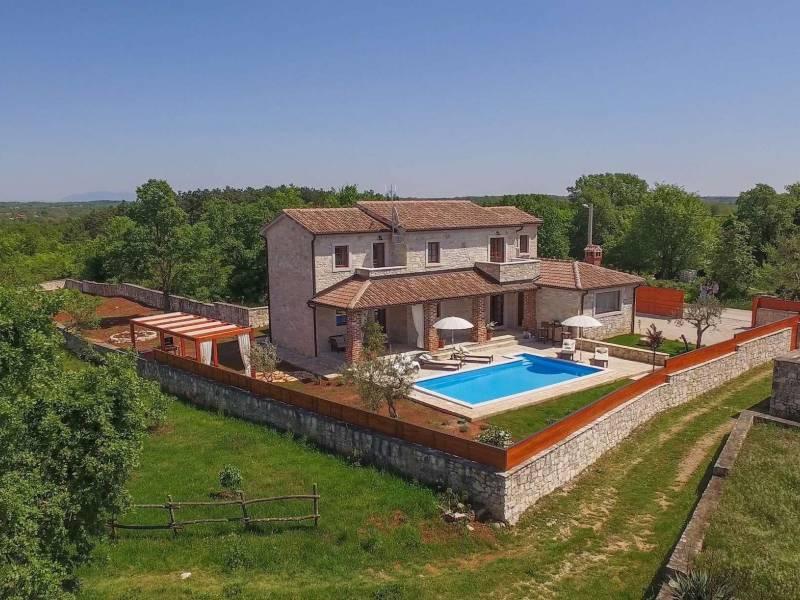 Kuća za odmor sa bazenom Sveti Ivan, Poreč, Istra, Hrvatska