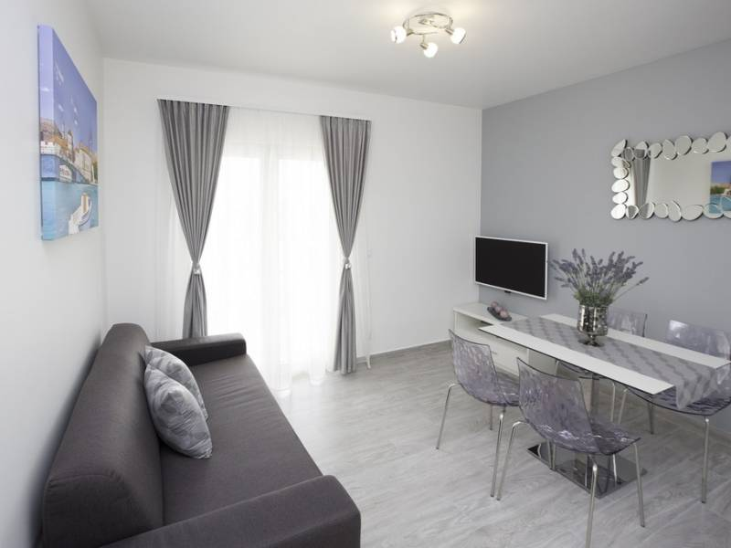 Apartments with pool Trogir, Dalmatia, Croatia | Trogir, Central