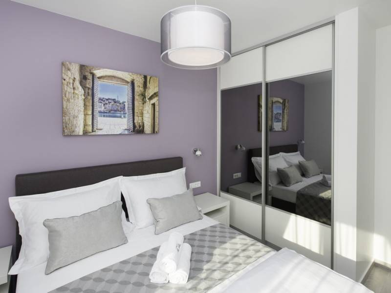 Apartments with pool Trogir, Dalmatia, Croatia | Trogir
