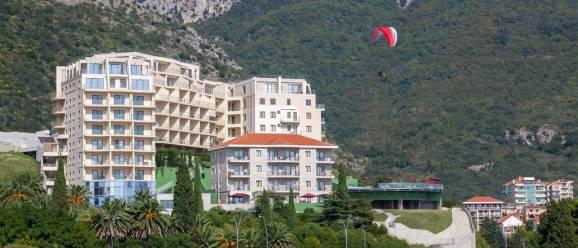 ApartHotel Belvedere Residence Becici Montenegro