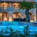 Willa z basenem,  Sukosan, Zadar, Dalmácie, Chorwacja