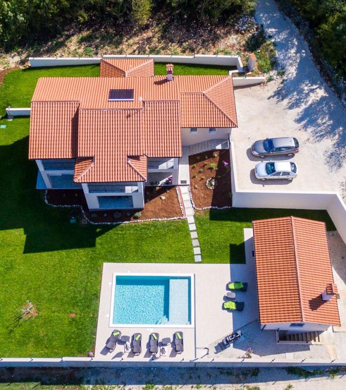 Počitniška hiša z bazenom Rakalj, Pula, Istra, Hrvaška