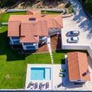 Holiday house with pool Rakalj, Pula, Istria, Croatia