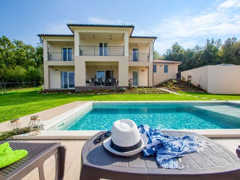 Kuća za odmor s bazenom Rakalj, Pula, Istra, Hrvatska