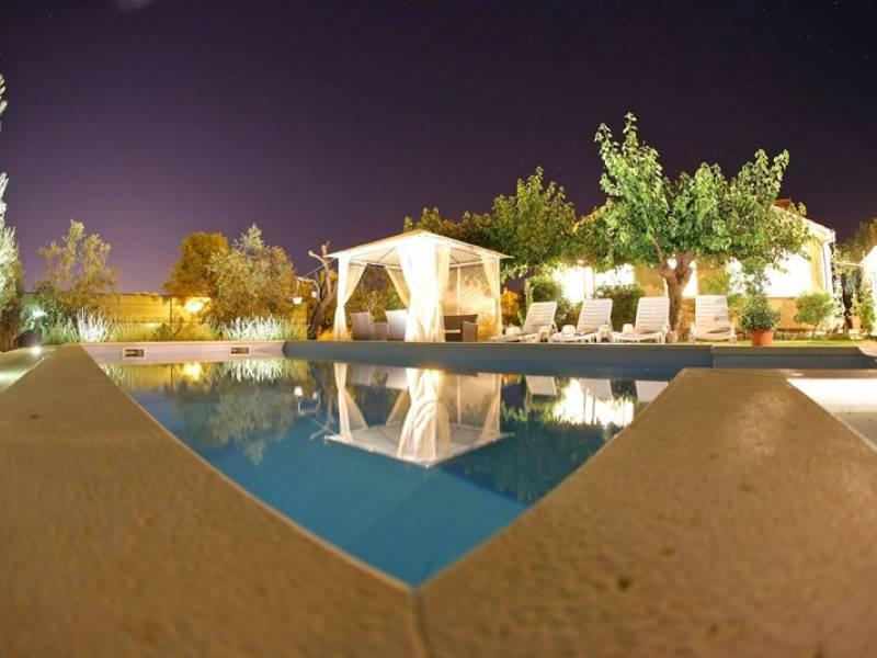 Villa con piscina Sukosan, Dalmazia, Istria, Croazia