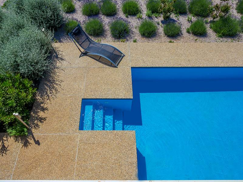 Villa moderna con piscina Krk, Quarnero, Croazia
