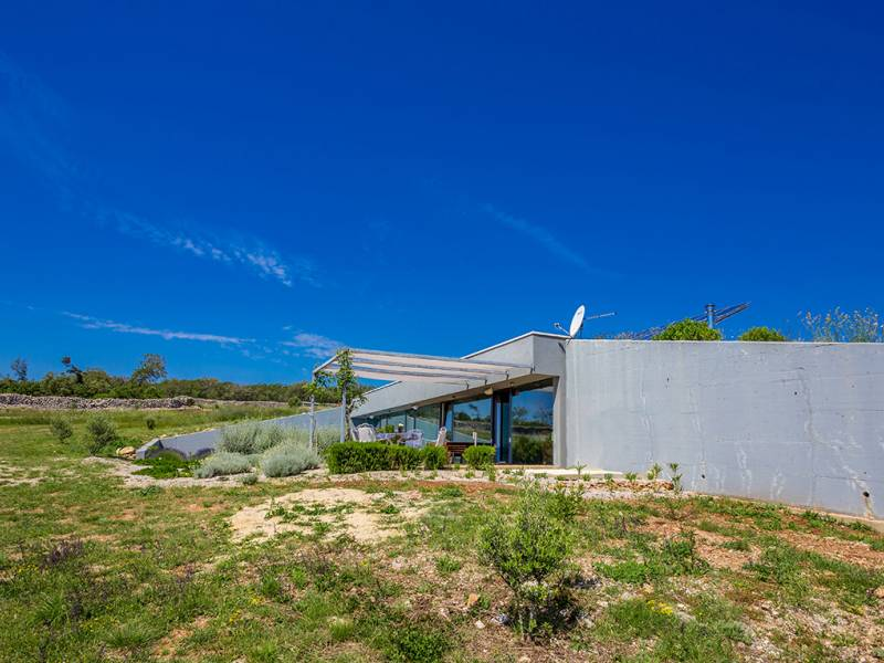 Modern villa with pool Krk, Kvarner, Croatia