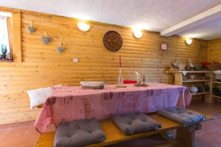 Holiday house Mrkopalj with jacuzzi, Gorski Kotar, Croatia