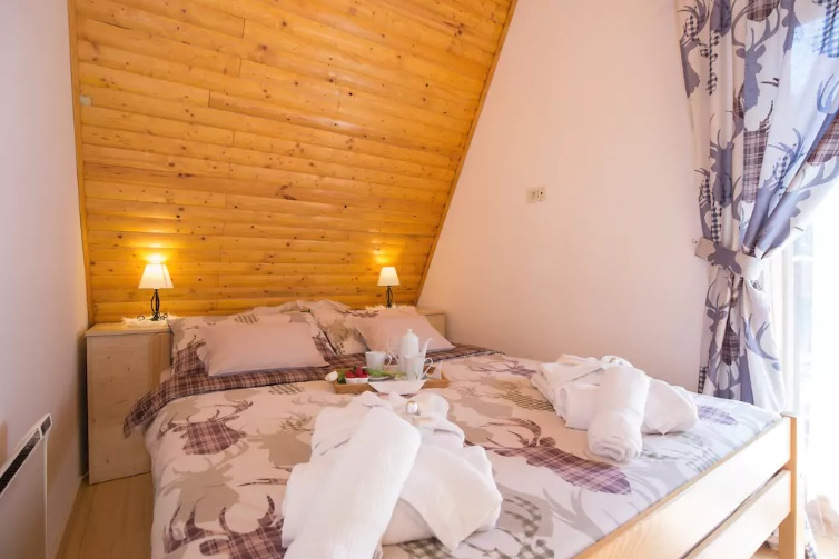 Ferienhaus mit whirpool, Mrkopalj, Gorski Kotar, Kroatien